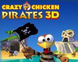 [Review] Crazy Chicken: Pirates 3D!